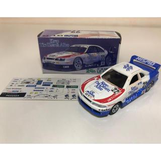 タカラトミー(Takara Tomy)のトミカ アイアイアド特注 LE MANS NISMO GT- R 日本製(ミニカー)