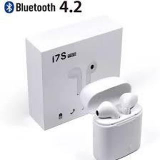 ワイヤレス イヤホン Bluetooth 4.2 tws i7S 新品