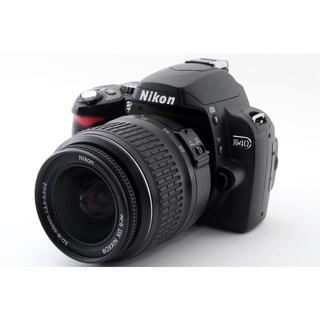 ニコン(Nikon)の★子供スナップモード搭載!WiFiカード付き★ニコン D40 レンズキット(デジタル一眼)