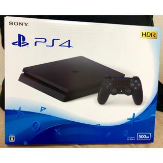 プレイステーション4(PlayStation4)のPlaystation4 新品 プレステ4本体(家庭用ゲーム本体)