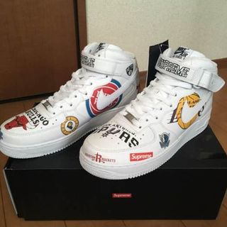 Supreme - Supreme NBA Nike Air Force1 27