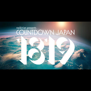 countdown japan 18/19 チケット 2枚(音楽フェス)