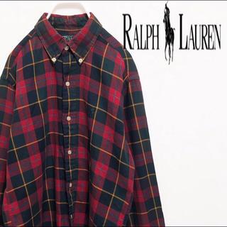ポロラルフローレン(POLO RALPH LAUREN)の【ごろう。様専用】Ralph Lauren チェックシャツ(シャツ)