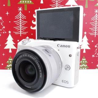キヤノン(Canon)の★Wi-Fi搭載★Canon EOS M3 レンズキット★ (ミラーレス一眼)
