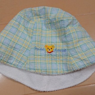 ミキハウス(mikihouse)のMIKI HOUSE  ミキハウス  ベビー  帽子(帽子)