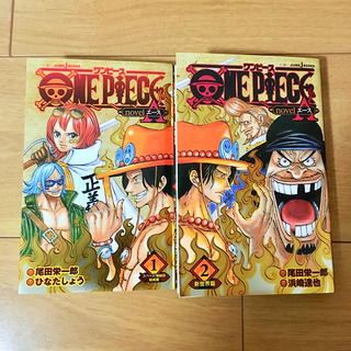 集英社 - ONE PIECE novel A 2冊セット
