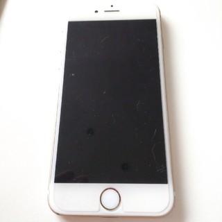 アイフォーン(iPhone)のiPhone6 64G 中古品 キャリアソフトバンク(スマートフォン本体)