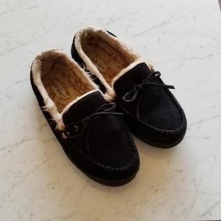 ディーホリック(dholic)のDHOLIC ムートンモカシン(ローファー/革靴)