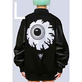 ミシカ(MISHKA)のMISHKA LONG CLOTHINGジャケット Lサイズ 新品(スタジャン)