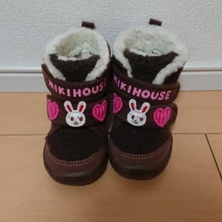 ミキハウス(mikihouse)のミキハウス ブーツ 13センチ(ブーツ)