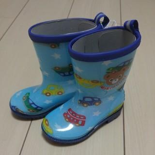ミキハウス(mikihouse)のレインブーツ(長靴/レインシューズ)