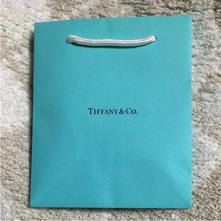 ティファニー(Tiffany & Co.)のティファニー ショッパー ショップ袋(ショップ袋)