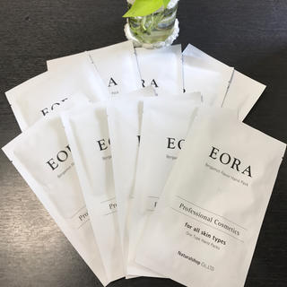 ❤️ナチュラルショップ    EORAハンドパック10枚➕1枚オマケ♪(パック / フェイスマスク)