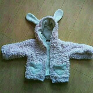 シマムラ(しまむら)のウサギ耳 上着 コート しまむら(ジャケット/コート)