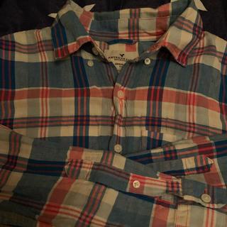 アメリカンイーグル(American Eagle)のアメリカンイーグルカッターシャツ(シャツ)