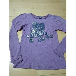 アナスイミニ(ANNA SUI mini)のフクロウ ロンT 130㎝(Tシャツ/カットソー)