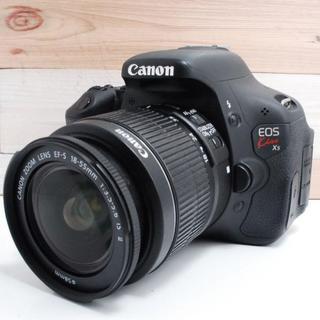 キヤノン(Canon)の【超人気】Canon eos kiss X5 標準レンズキット (デジタル一眼)