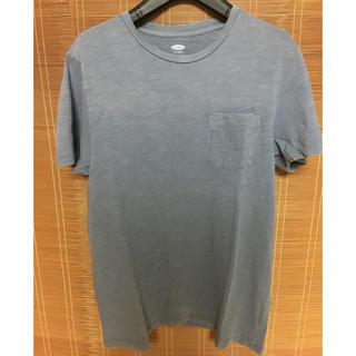 オールドネイビー(Old Navy)のOLD NAVY オールドネイビー 半袖ティーシャツ ポケT(Tシャツ/カットソー(半袖/袖なし))