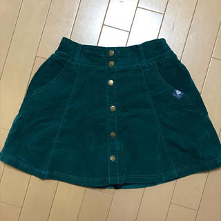 PINK-latte - [PINK LATTE]コーディロイ台形スカート