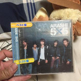 アラシ(嵐)の5×5 THE BEST SELECTION OF 2002←2005(ポップス/ロック(邦楽))
