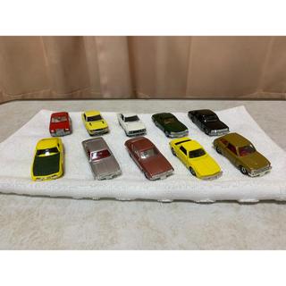 タカラトミー(Takara Tomy)のトミカ 10台セット(ミニカー)