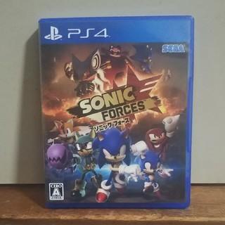 プレイステーション4(PlayStation4)のソニックフォース(家庭用ゲームソフト)