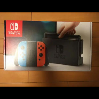 ニンテンドースイッチ(Nintendo Switch)の任天堂 スイッチ 新品(家庭用ゲーム本体)