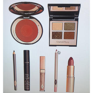 セフォラ(Sephora)のCHARLOTTE TILBURY Golden Goddessgift box(アイシャドウ)