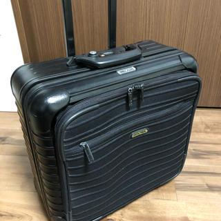 リモワ(RIMOWA)のリモワ RIMOWA キャリーバッグ スーツケース 美品 正規品(トラベルバッグ/スーツケース)