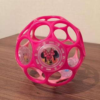 ディズニー(Disney)の定価1296円 ミニー ラトル オーボール(ボール)
