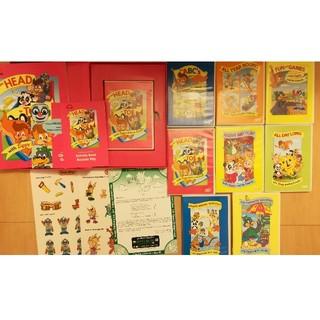 ディズニー(Disney)のwith Zippy and his friends DVD+CDアクティビティ(知育玩具)