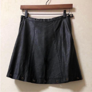 ジーユー(GU)のgu  スカート (ミニスカート)