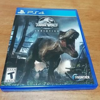 プレイステーション4(PlayStation4)のPS4 ジュラシックワールド エボリューション 海外版(家庭用ゲームソフト)