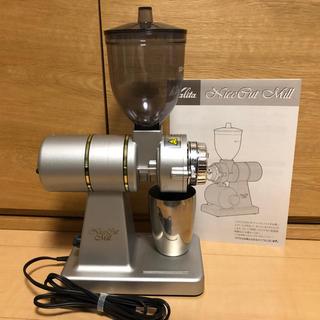 値下げ!カリタ ナイスカットミル シルバー KH100(電動式コーヒーミル)