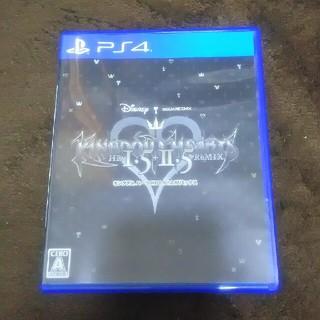 プレイステーション4(PlayStation4)のPS4 キングダムハーツ HD1.5+2.5リミックス(家庭用ゲームソフト)