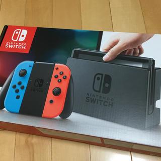 任天堂 - 新品未使用 任天堂switch 本体