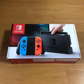 ニンテンドースイッチ(Nintendo Switch)のスイッチ 本体 Switch  任天堂(家庭用ゲーム本体)