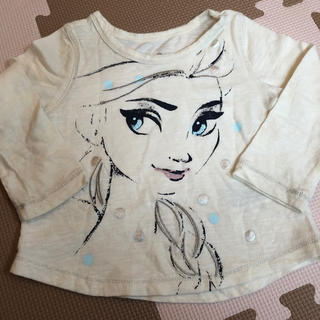 ベビーギャップ(babyGAP)のロンT☆80☆GAP(Tシャツ)