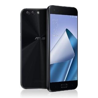 エイスース(ASUS)のZenFone4 ミッドナイトブラック 6GB(スマートフォン本体)