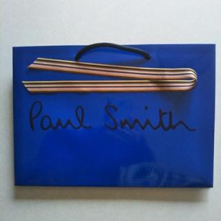 ポールスミス(Paul Smith)の【12/11〜25特価】ポールスミスショップ紙袋(ショップ袋)