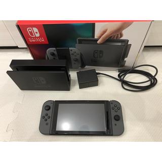 ニンテンドースイッチ(Nintendo Switch)のNintendo Switch 本体 中古品 付属品全てあり 美品(家庭用ゲーム本体)