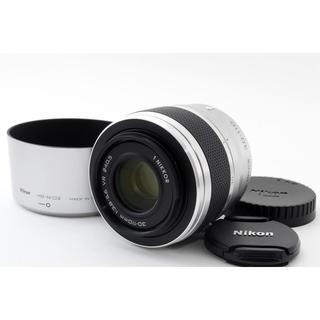 ニコン(Nikon)の☆ニコンミラーレス用望遠レンズ☆30-110mm シルバー 手振れ補正(レンズ(ズーム))