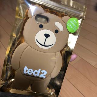 ted iphoneケース カバー テッド くま スマホケース シリコン 新品