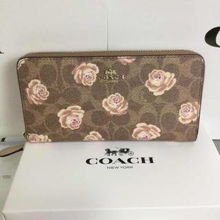 コーチ(COACH)の☆新品☆COACH◆長財布◆【箱付き】送料無料(財布)