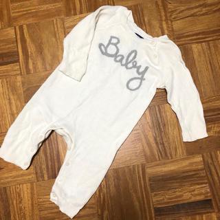 ベビーギャップ(babyGAP)のベビー ニット ロンパース babygap(ロンパース)