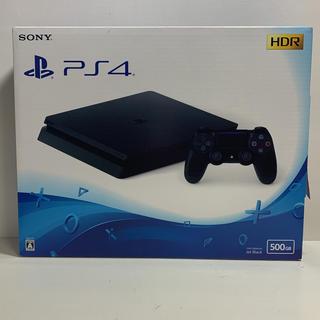 プレイステーション4(PlayStation4)のPlayStation4 ps4 本体 500GB CUH2200A B01(家庭用ゲーム本体)