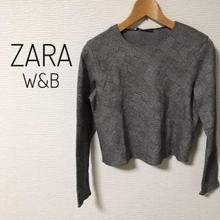 ザラ(ZARA)のZARA 新品 レディース トップス 秋冬(Tシャツ(長袖/七分))