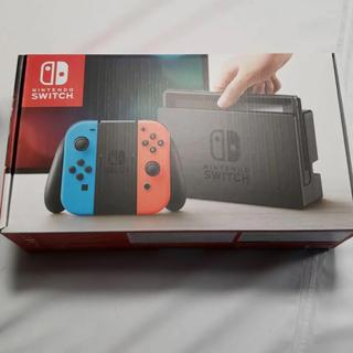 ニンテンドースイッチ(Nintendo Switch)のスイッチ 新品 未使用(家庭用ゲーム本体)