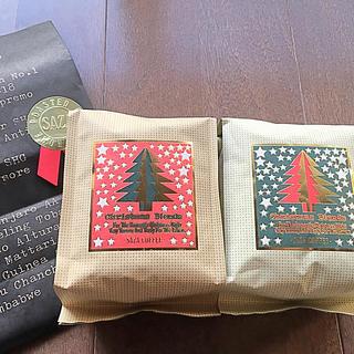 Starbucks Coffee - 新品未開封 品川サザコーヒークリスマスセット 3日前購入 グァテマラ エチオピア