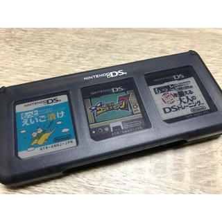 ニンテンドーDS(ニンテンドーDS)のニンテンドーDS ソフト(家庭用ゲームソフト)